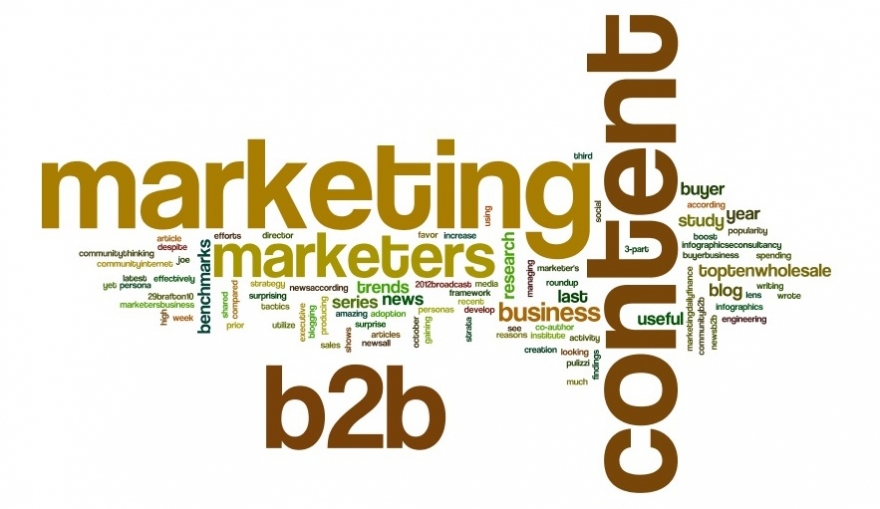 2017 B2B Content Marketing Benchmarks, Budgets, and Trends